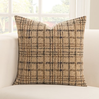 SIScovers Trevor Acrylic/Polyester/Cotton Accent Pillow