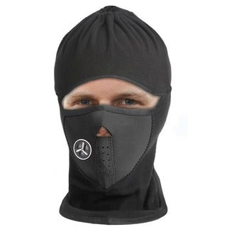 ETCBUYS Neoprene Lightweight Adjustable Full Head Outdoor Winter Ski Mask