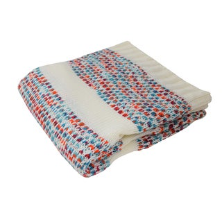 Blissliving Home Leticia Multicolor Throw
