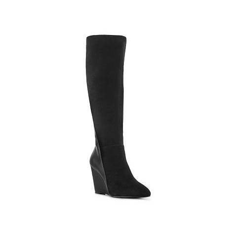 clearance new arrival Charles David Pointed-Toe Knee-High Boots shop for 2014 new 9s8oR