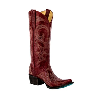 "Lane Boots ""Lovesick"" Women's Leather Cowboy Boot"