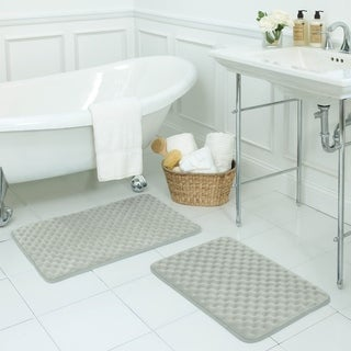 "BounceComfort Massage Premium 20"" x 32"" Memory Foam Bath Mat - 2' x 3'"