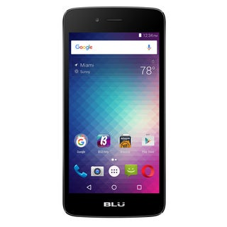 BLU Diamond M D210U Unlocked GSM Quad-Core Android Phone