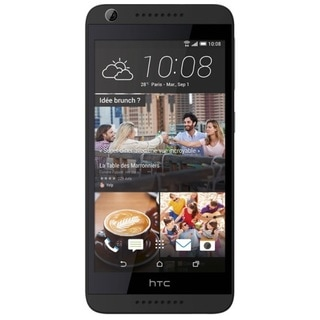 HTC Desire 626 AT&T 4G LTE Quad-Core Android Phone w/ 8MP Camera - White