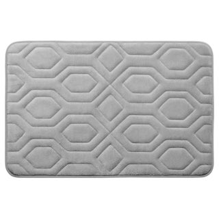 Turtle Shell Memory Foam 20 x 32-inch Bath Mat with BounceComfort Technology