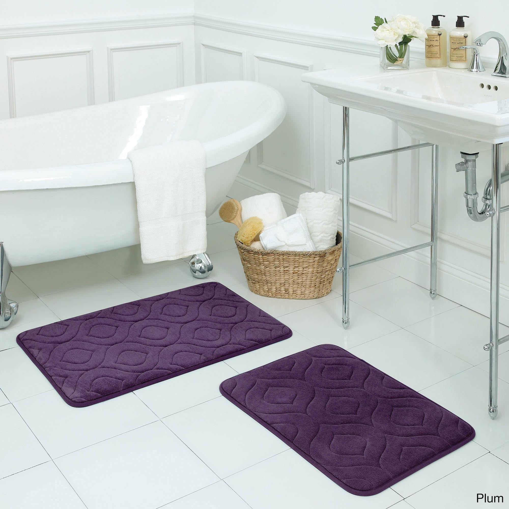 Purple Bath Rugs & Bath Mats | Find Great Bath & Towels Deals ...