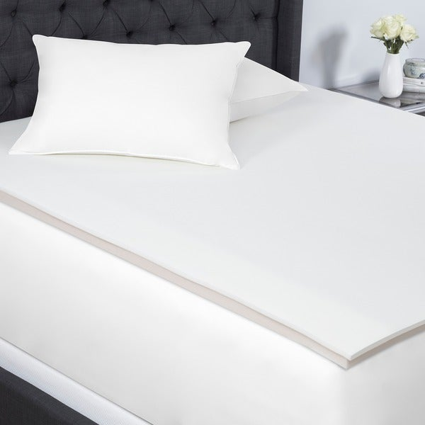 Beautyrest 2-inch Insect Repelling Memory Foam Topper