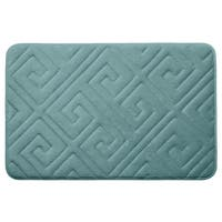 Caicos Memory Foam 17 x 24-inch Bath Mat with BounceComfort Technology