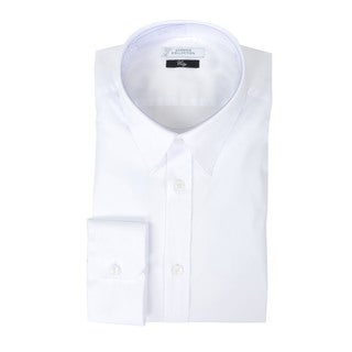 Versace Collection City Fit White Dress Shirt