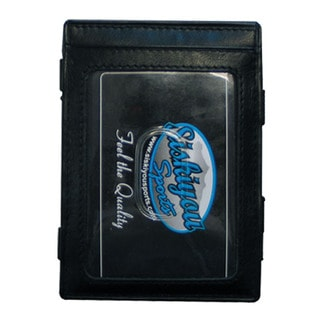 NHL Sports Team Logo Washington Capitals Leather Jacob's Ladder Wallet
