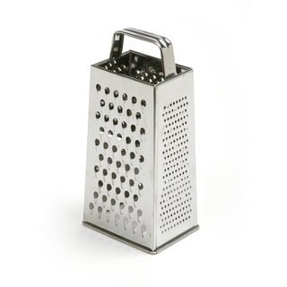 YBM Home Stainless Steel 4-sided Box Grater
