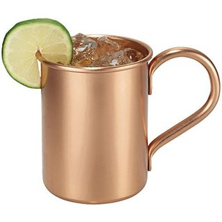 Melange Copper Classic Moscow Mule Mug (Set of 16 )