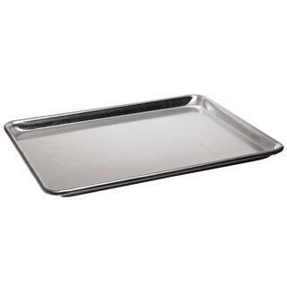 Melange Home Natural Aluminum Commercial Baker's Sheet 4-piece Set|https://ak1.ostkcdn.com/images/products/12789224/P19561091.jpg?impolicy=medium