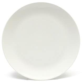 Melange Coupe White 8.5-inch Salad Plates (Set of 36)