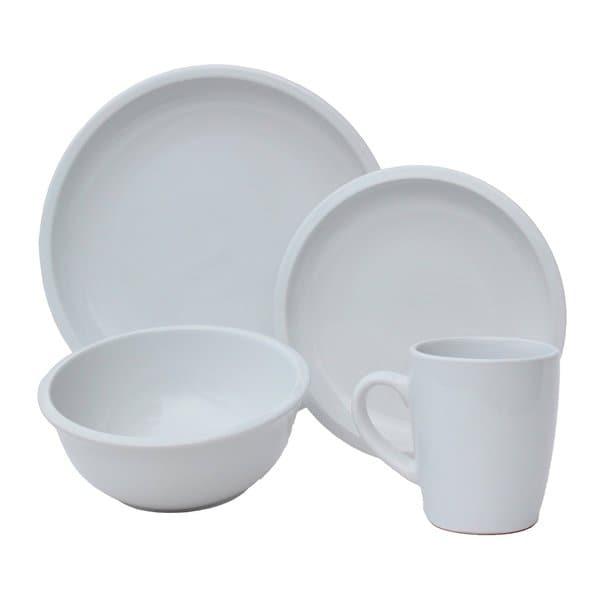 Melange Contempo Cantina Stoneware 32-piece Dinner Set (Service for 8)