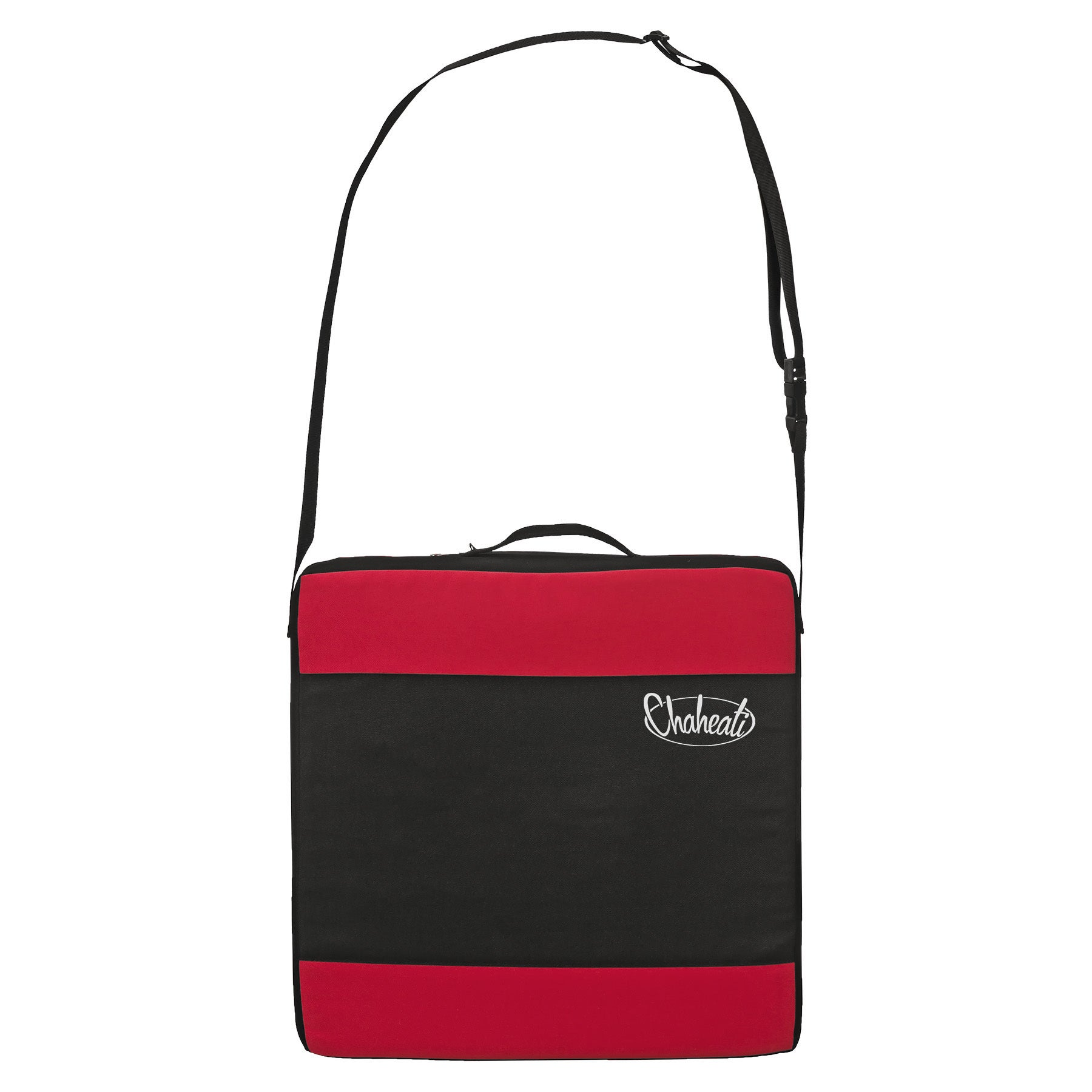 Chaheati Maxx Red and Black Stadium Seat (Red)
