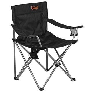 Chaheati Black PVC USB Heated Chair