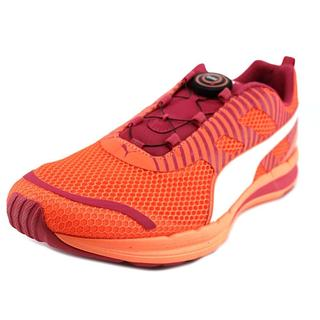 Puma Men's Speed 300 S Disc Orange Mesh Athletic Shoes