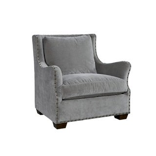 Connor Wood Upholstered Chair