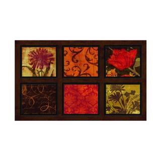 buyMATS Home Multicolor Rubber 22-inch x 36-inch Indoor/Outdoor Decorative Tiles Mat