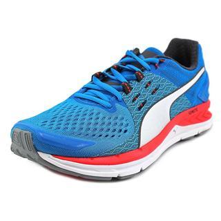 Puma Men's Speed 1000 S Ignite Blue Mesh Athletic Shoes