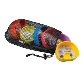 Proforce Wildo Multicolor Plastic Fold-A-Cup (Pack of 6)