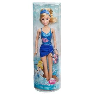 Disney Princess Cinderella Bath Doll