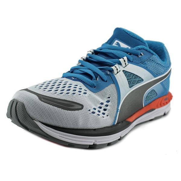26f2b527b39b Shop Puma Men s Speed 600 Ignite Blue Mesh Athletic Shoes - Free ...