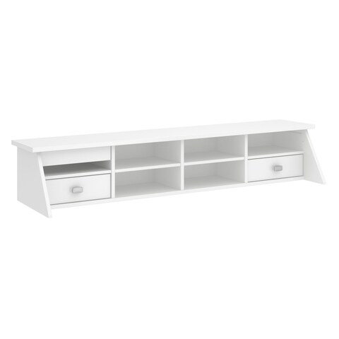 Broadview Desktop Organizer in Pure White
