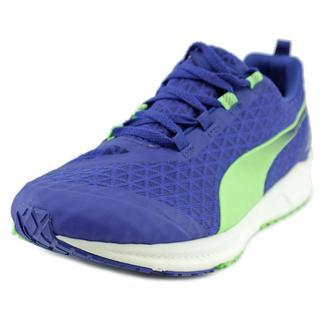 Puma Men's Ignite XT Filtered Blue Mesh Athletic Shoes