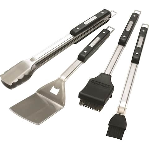 Broil King 64004 Grill Tools 4 Piece Set