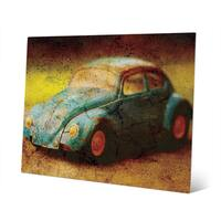 Vintage Car' Metal Wall Art