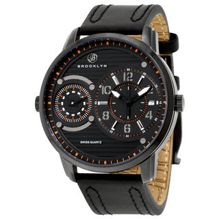 Willoughby Men's All Black Watch