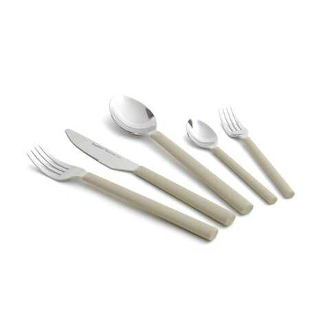 Eclipse 30-piece Flatware Set (Service for 5) - Silver