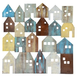 Suburbia' Unframed Wall Decor