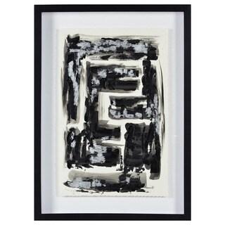 Renwil 'Puzzler' Framed Wall Art