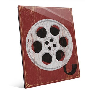 Film Reel' Wall Art on Acrylic