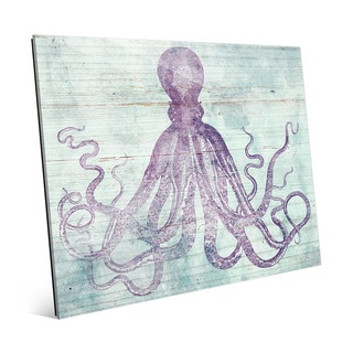 Vintage Octopus' Acrylic Wall Art