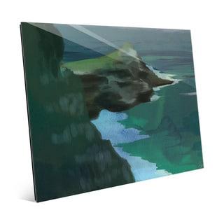 Turquoise Cape Acrylic Wall Art