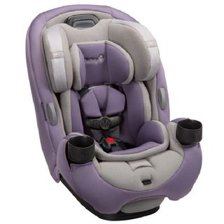 Safety 1st Grow and Go EX Air 3-in-1 Convertible Car Seat in Silverberry Ash