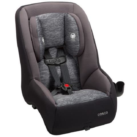 Cosco MightyFit 65 DX Heather Onyx Convertible Car Seat