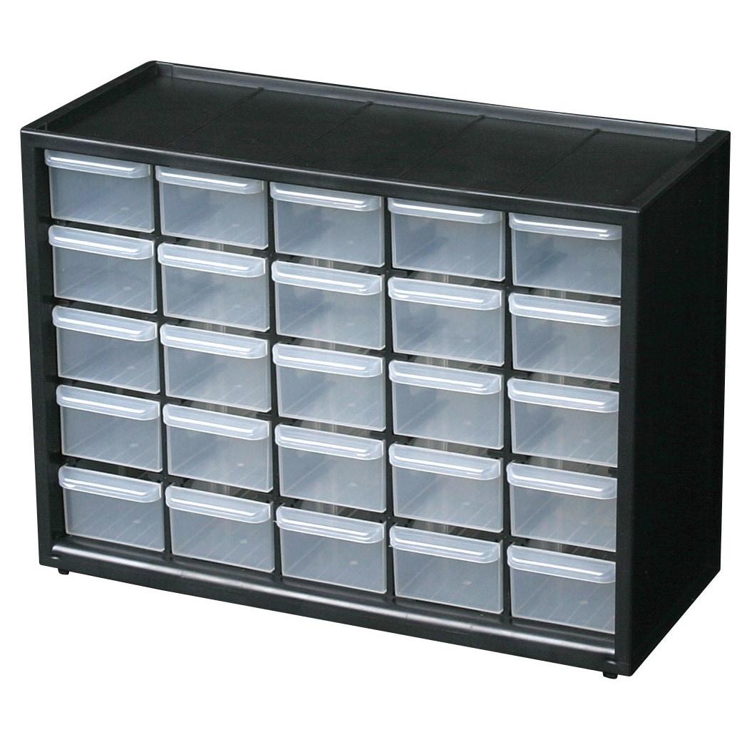 Flambeau 6576NA 25 Drawers Utility Box (Utility Box 25dra...