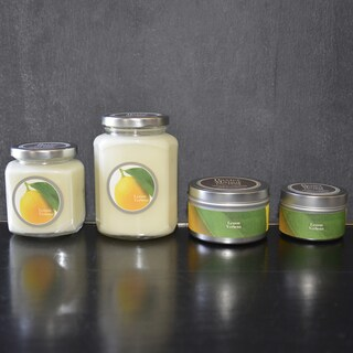 Baxter Manor Lemon Verbena Candle