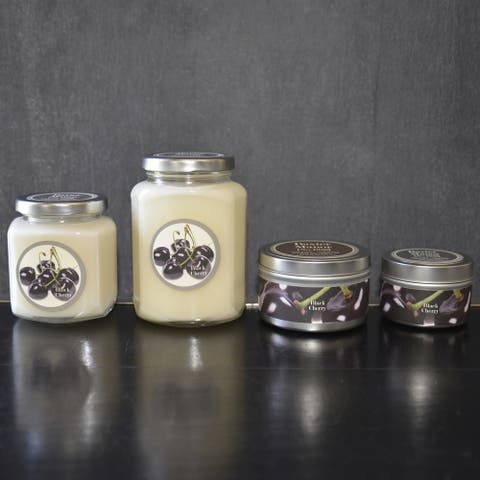 Baxter Manor Black Cherry Candle
