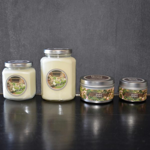 Baxter Manor English Bouquet Candle