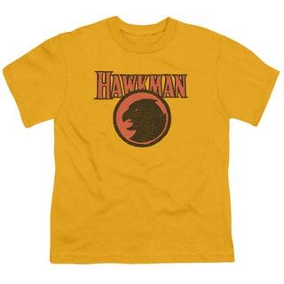 JLA/Rough Hawk Short Sleeve Youth 18/1 in Gold