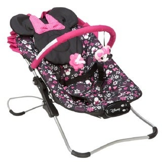 Disney Minnie Pop Snug Fit Folding Bouncer