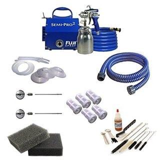 Fuji 2202 Semi-PRO 2 HVLP Spray System + Pro Accessory Kit