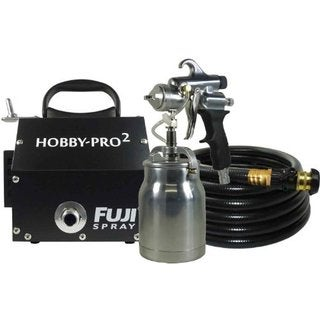Fuji 2250 Hobby-PRO 2 HVLP Spray System + Bonus Kit + Bonus Filters