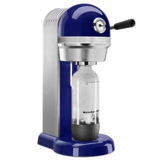 KitchenAid KSS1121BU Cobalt Blue Sparkling Beverage Maker